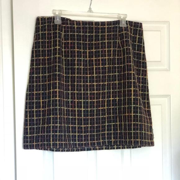Anthropologie Dresses & Skirts - Anthropologie skirt size xl